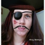 Movember, pirates
