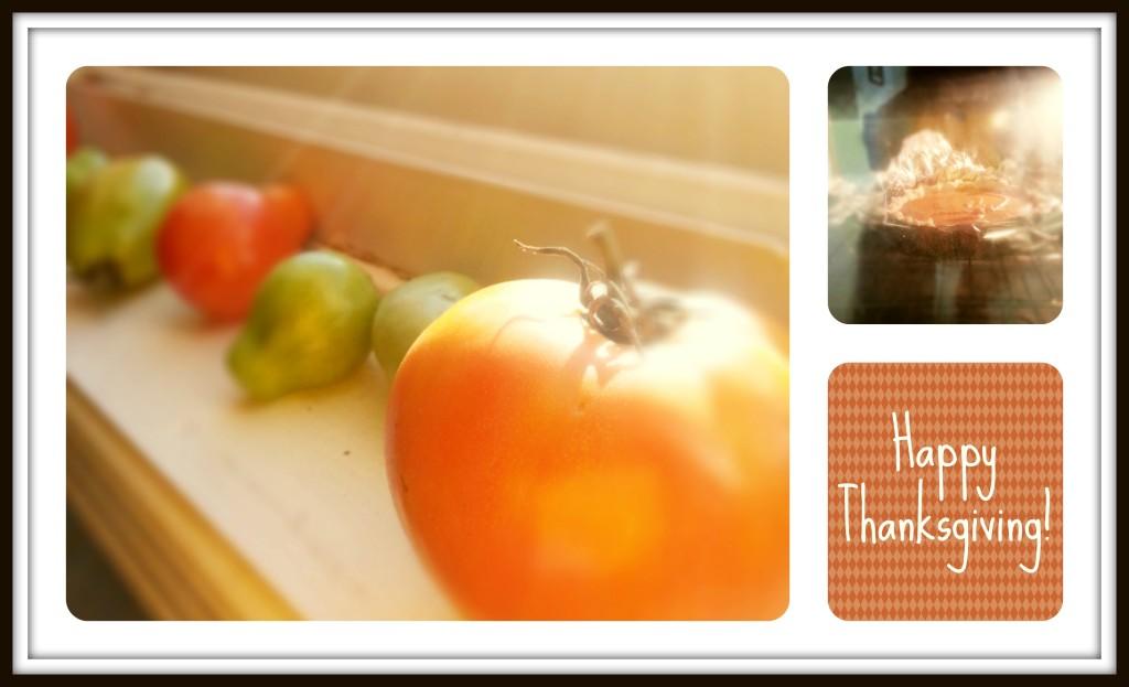 thanksgiving, tomatoes, pumpkin pie